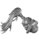 Warhammer 40K Bitz: Chaos Space Marines - Chaos Space Marines - Kopf B