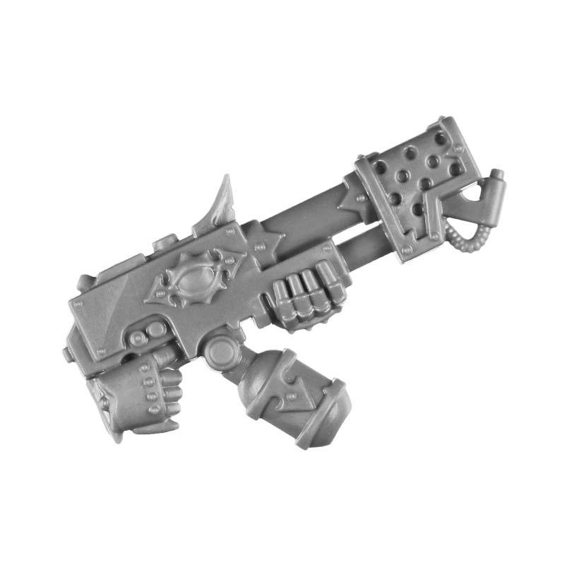 BITZ Geißel Flammenwerfer der Chaos Space Marines