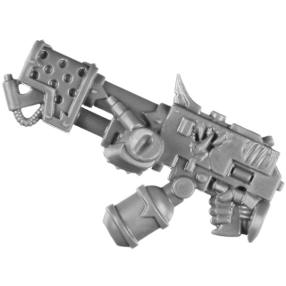 Warhammer 40K Chaos Space Marine Attack Squad 2019 Flamer