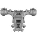 Warhammer 40K Bitz: Chaos Space Marines - Chaos Space Marines - Rückenmodul A