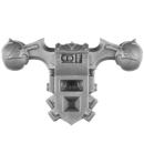 Warhammer 40K Bitz: Chaos Space Marines - Chaos Space Marines - Rückenmodul B