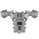Warhammer 40K Bitz: Chaos Space Marines - Chaos Space Marines - Rückenmodul C