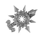 Warhammer 40K Bitz: Chaos Space Marines - Chaos Space Marines - Rückenmodul L1 - Ikone