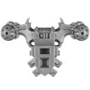 Warhammer 40K Bitz: Chaos Space Marines - Chaos Space Marines - Rückenmodul D