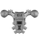Warhammer 40K Bitz: Chaos Space Marines - Chaos Space Marines - Rückenmodul E