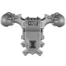 Warhammer 40K Bitz: Chaos Space Marines - Chaos Space Marines - Rückenmodul G