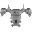 Warhammer 40K Bitz: Chaos Space Marines - Chaos Space Marines - Rückenmodul H