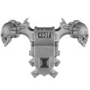 Warhammer 40K Bitz: Chaos Space Marines - Chaos Space Marines - Rückenmodul J