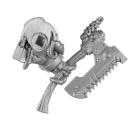 Warhammer 40k Bitz: Chaos Space Marines - Blightlord Terminators - Waffe B1 - Bubonenaxt