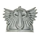 Warhammer 40k Bitz: Blood Angels - Sanguinische Garde - Schulterpanzer J