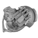 Warhammer 40k Bitz: Chaos Space Marines - Blightlord Terminators - Waffe B3c - Arm