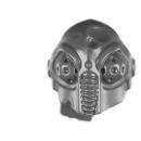 Warhammer 40k Bitz: Chaos Space Marines - Blightlord Terminators - Kopf C2