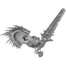 Warhammer 40k Bitz: Chaos Space Marines - Blightlord Terminators - Waffe C1 - Fäulnisschwert