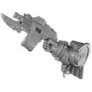 Warhammer 40k Bitz: Chaos Space Marines - Blightlord Terminators - Waffe C2 - Kombiwaffe