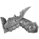 Warhammer 40k Bitz: Chaos Space Marines - Blightlord Terminators - Torso D2 - Bein