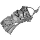 Warhammer 40k Bitz: Chaos Space Marines - Blightlord Terminators - Torso E3 - Front