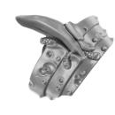 Warhammer 40k Bitz: Chaos Space Marines - Blightlord Terminators - Schulterpanzer E1