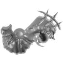 Warhammer 40K Bitz: Chaos Space Marines - Foetid Bloat-Drone - Torso A1a - Rechte Seite