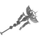Warhammer 40K Bitz: Adeptus Custodes - Custodian Wardens - Weapon B2b - Vexilla