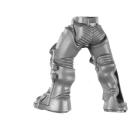Warhammer 40K Bitz: Adeptus Custodes - Custodian Wardens - Torso C3 - Legs