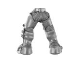 Warhammer 40K Bitz: Adeptus Custodes - Custodian Wardens - Torso D3 - Legs