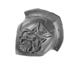 Warhammer 40K Bitz: Adeptus Custodes - Custodian Wardens - Torso F5 - Schulterpanzer