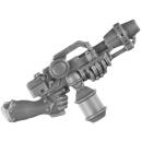 Warhammer 40K Bitz: Astra Telepathica - Sisters of Silence - Waffe A1b - Flammenwerfer
