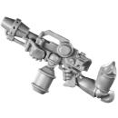 Warhammer 40K Bitz: Astra Telepathica - Sisters of Silence - Waffe B1b - Flammenwerfer