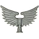 Warhammer 40k Bitz: Blood Angels - Sanguinische Garde - Bannerspitze