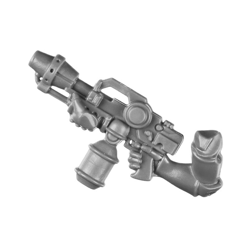 Figurki 40K 40K IG Cadian Troop Flamer Arms Bits 2 Bitz
