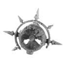 Warhammer 40K Bitz: Chaos Space Marines - Foetid Bloat-Drone - Torso B2 - Triebwerk, Links