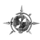 Warhammer 40K Bitz: Chaos Space Marines - Foetid Bloat-Drone - Torso B3 - Triebwerk, Hinten