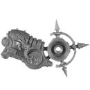 Warhammer 40K Bitz: Chaos Space Marines - Foetid Bloat-Drone - Waffe A3c - Halterung, Links