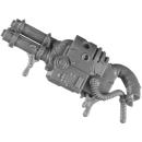 Warhammer 40K Bitz: Chaos Space Marines - Foetid Bloat-Drone - Waffe B1b - Schwerer Pestwerfer