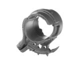 Warhammer 40K Bitz: Chaos Space Marines - Foetid Bloat-Drone - Waffe B2c - Halterung, Links