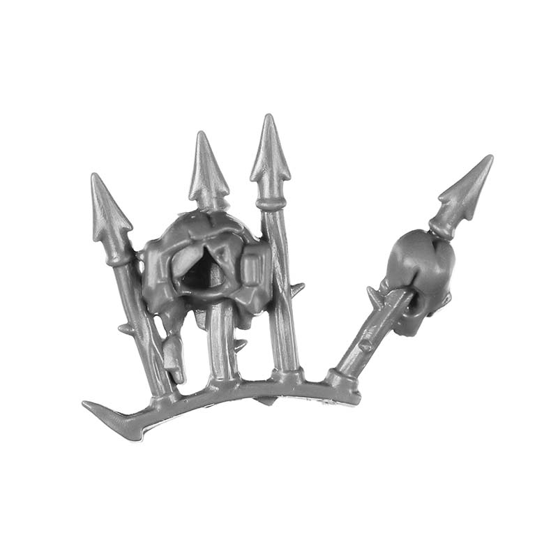 40K Chaos Space Marines Terminators Trophy Rack Bits 1 Blind Buy pair Bitz