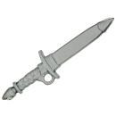 Warhammer 40k Bitz: Blood Angels - Sanguinary Guard - Knife