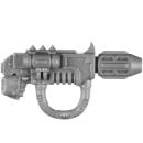 Warhammer 40K Bitz: Chaos Space Marines - Havocs - Waffe...