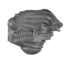 Warhammer 40K Bitz: Chaos Space Marines - Havocs - Kopf C1