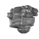Warhammer 40K Bitz: Chaos Space Marines - Havocs - Kopf D1 - Raketenwerfer