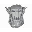 Warhammer 40k Bitz: Orks - Orkbosse - Kopf E