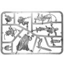 Warhammer SPRUES - 40k - Deathwatch - A - Watch Captain...