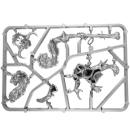 Warhammer SPRUES - 40k - ORKS - B2 - Weirdnob Shaman