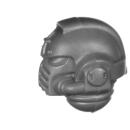 Warhammer 40K Bitz: Dark Angels - Primaris Upgrades - Kopf A