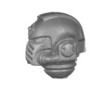 Warhammer 40K Bitz: Space Wolves - Primaris Upgrades - Head A