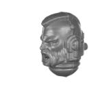 Warhammer 40K Bitz: Space Wolves - Primaris Upgrades - Head C