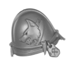 Warhammer 40K Bitz: Space Wolves - Primaris Upgrades - Shoulder Pad B