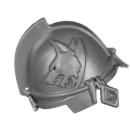 Warhammer 40K Bitz: Space Wolves - Primaris Upgrades - Shoulder Pad D