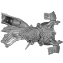 Warhammer 40K Bitz: Adeptus Custodes - Allarus Custodians - Torso A1 - Front