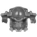 Warhammer 40K Bitz: Adeptus Custodes - Allarus Custodians - Torso A2 - Back